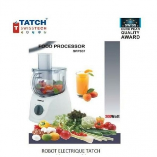 TATCH Swiss tech - Robot de cuisine 300W