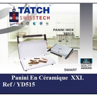 TATCH Swiss tech - PANINI EN Ceramique XXL