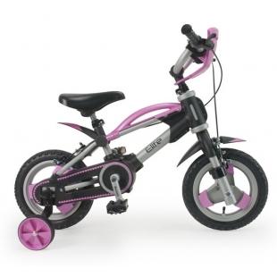 Bicyclette Injusa Elite 12'' - Rose