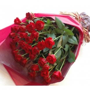 Bouquet 20 Roses Rouges