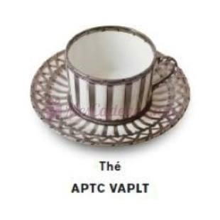Coffret de 6 Tasses à thé - Alberto Pinto