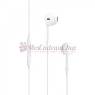 écouteurs Earpods - Apple - Avec Télécommande Et Micro
