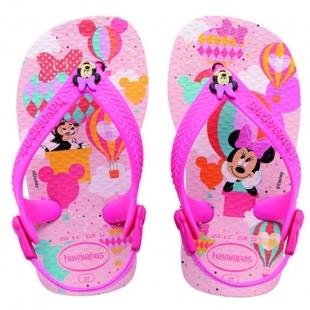 HAVAIANAS - BEBE MICKEY MINNIE ROSE PAL