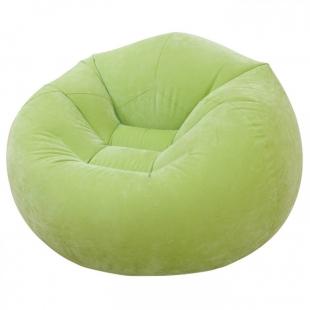 Pouf Color vert