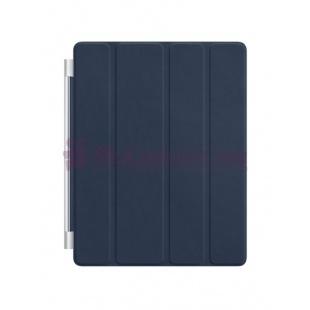 Ipad Smart Cover Cuir Bleu marine - Apple