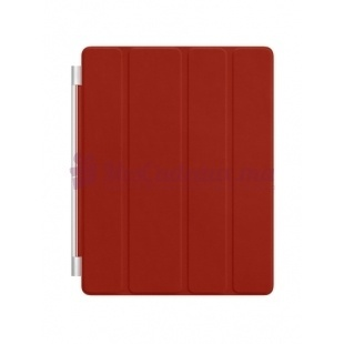 Ipad Smart Cover Cuir rouge - Apple