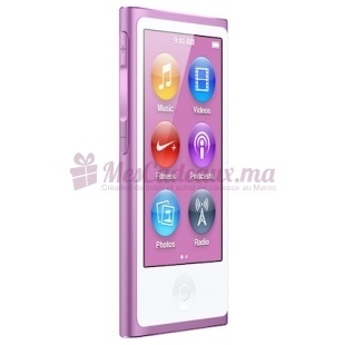 iPod nano Violet - Apple - 16 Go