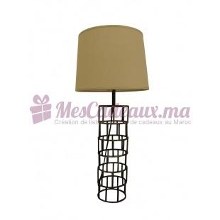 Lampe Tour Dorée