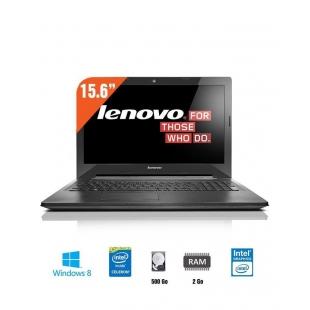 Lenovo G5030 – 15,6'' – Intel Celeron N2840