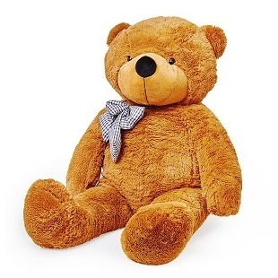 Peluche Calin Ours 50 Cm