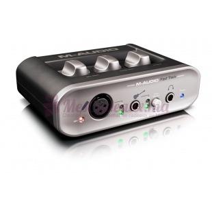 Interfaces Audio Usb - M Audio - Fast Track