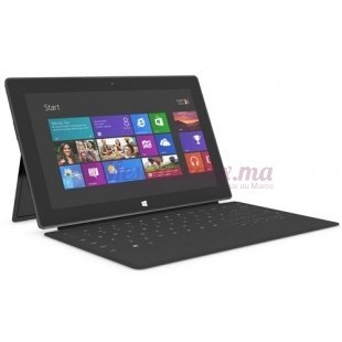 Microsoft Surface 10.6'' Avec Clavier Touch Cover - Microsoft - 64 Go