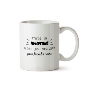 Mug Travel is Amazing