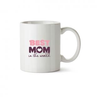 Mug Best Mom in the world