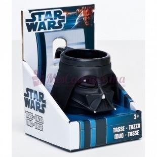 Mug Plastique 3D Darth Vader - Star wars