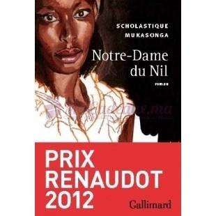 Notre Dame du Nil - Scholastique Mukasonga - Gallimard