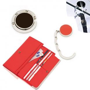 Pack portefeuille + porte-sac