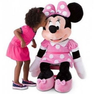 Peluche Mickey Mouse - 90 cm