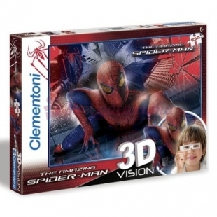 Puzzle Spiderman 3D