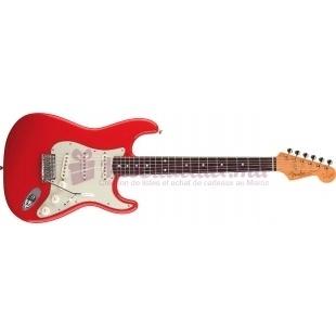 Guitare Electrique Squier Stratocaster Standard - Fender - Rosewood
