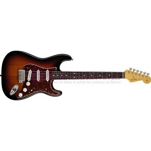 Guitare Electrique Squier Stratocaster Standard - Fender - Sunbrust