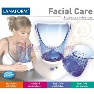 Sauna Facial - Lanaform