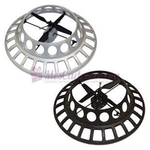 Soucoupe volante radiocommandée -  UFO Silver - Hobby Engines