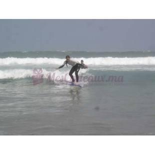 Surf Et/Ou Body Board - Dar Bouazza