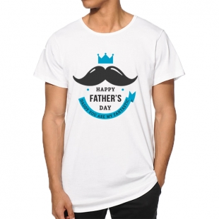 T-shirt Daddy Fantastic