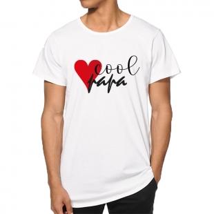 T-shirt cool papa