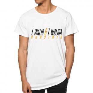 T-shirt Lwalid & Lwalida