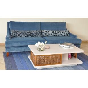 Table Basse Noor finition laquée L122 x P70 x H37