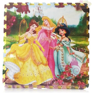 Puzzle de Sol – Princesses Disney– GT (4 pièces)