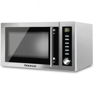 TAURUS Laurent-Micro ondes grill silver-25 L-900 W
