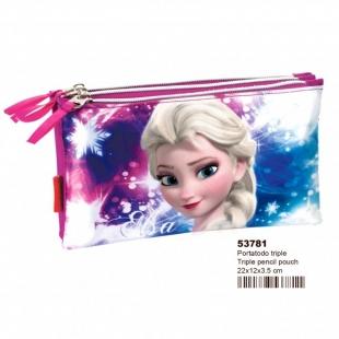 Trousse Elsa Triple - Disney