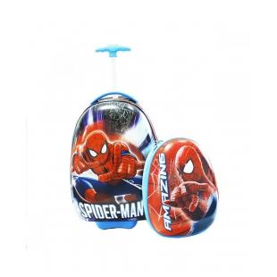 Valise et sac à dos Spiderman